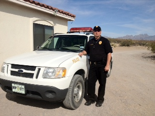 New Mexico Mounted Patrol Personal Patrol Unit