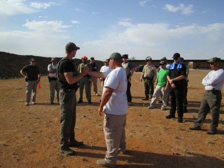New Mexico Mounted Patrol Las Cruces Troop 10 trains with LCPD